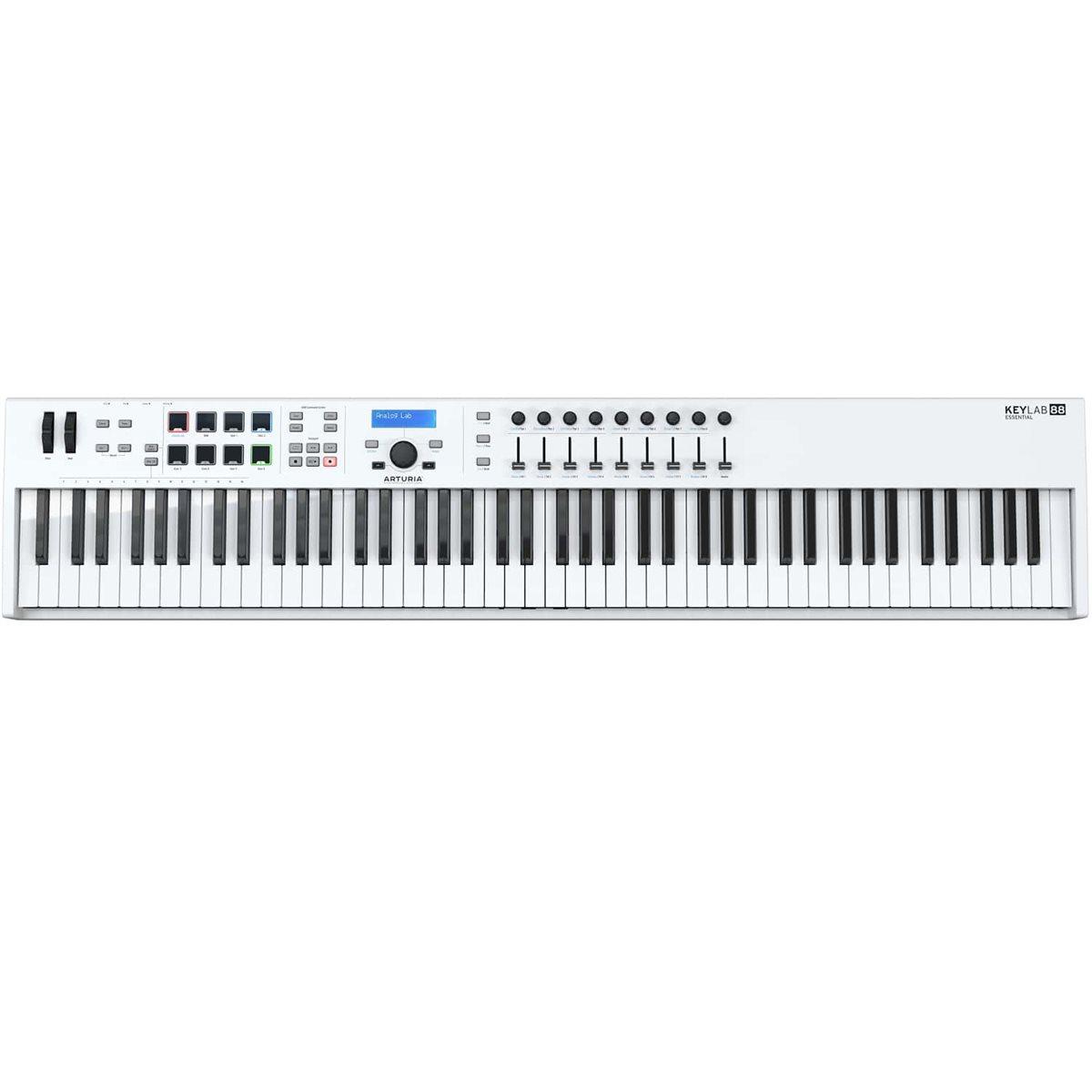 ARTURIA - KeyLab Essential 88 keys MIDI / USB Controller